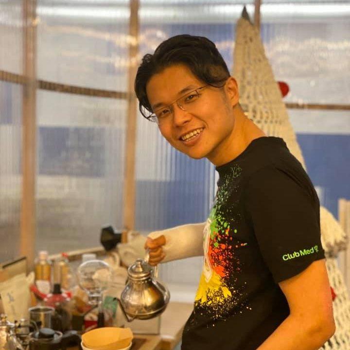 Speaker Yin Chen Liao's avatar
