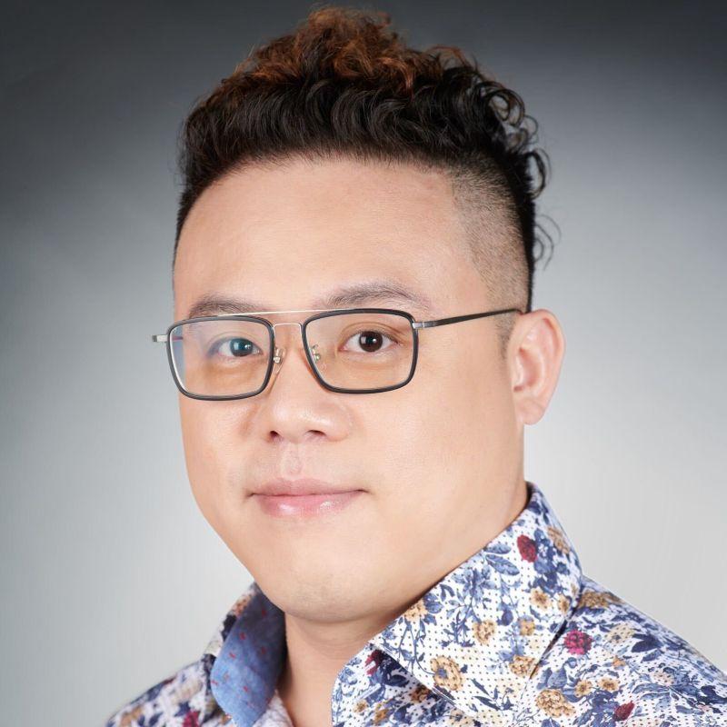 Speaker Calvin Tsang's avatar