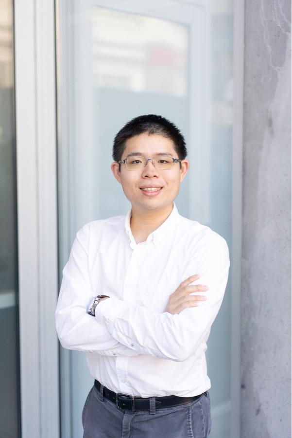 Speaker Chung-Ting Huang's avatar