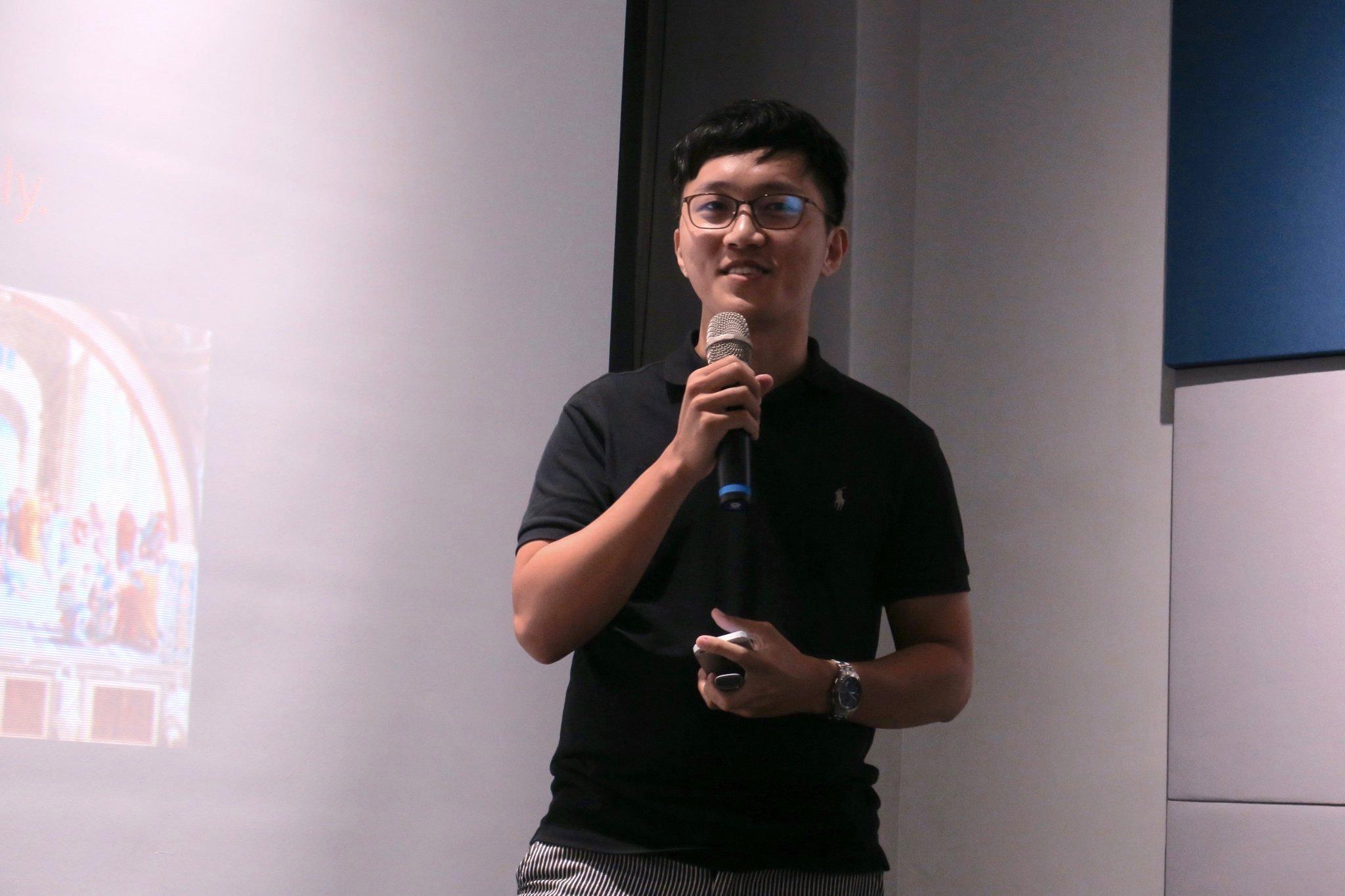 Speaker Peter Lai's avatar